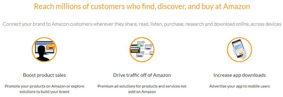 Connect with Amazon customers